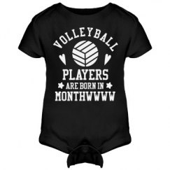 Volleyball Players Are Born In Monthwwww