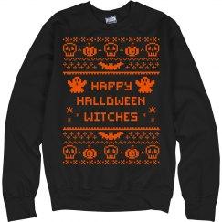 Happy Halloween Bitches!