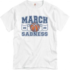 March Madness Cancelled Humor