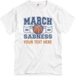March Sadness 2020 Custom Team