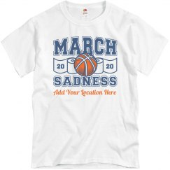 March Sadness Madness Custom City