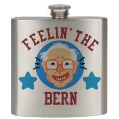 Bernie's Feelin' It.