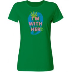 I'm with herb (misses variation green/pink)