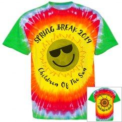 Spring Break Ecliptomaniacs Shirt