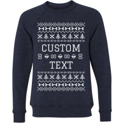 Custom Dog Themed Ugly Sweater