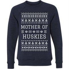 Mother Of Huskies