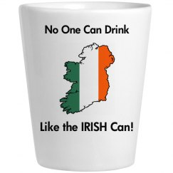 Irish Shotglass