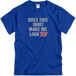 Does this shirt make me