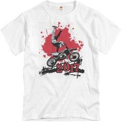 2017 Extreme Motor Stunts T-Shirt