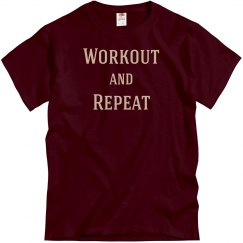 Workout and Repeat