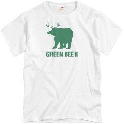 St Patricks Green Beer