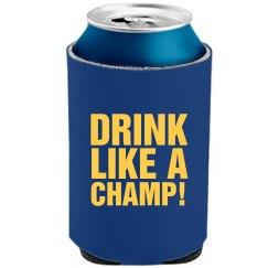 Drink Like A Champ!
