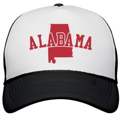 Alabama Trucker Hat