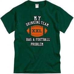 Drinking/Football Problem