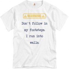 I Run Into Walls