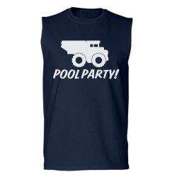 Pool Party sleeveless