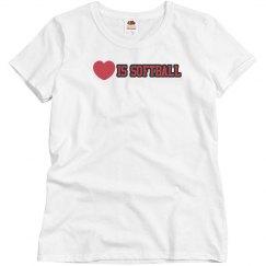 Love Is Softball