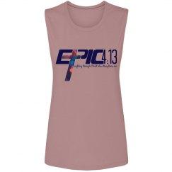 E.P.I.C. 4:13 - Women's Muscle Shirt