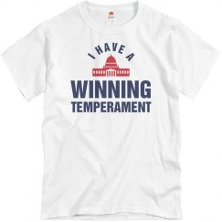 A Winning Temperament