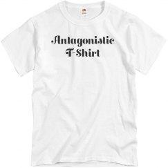 Antagonistic T-Shirt Parody