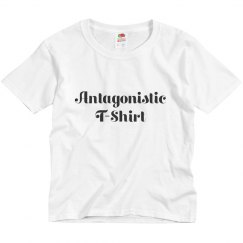 Kid's Antagonistic T-Shirt