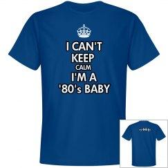 Blue '80's Baby - 1985