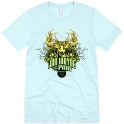 Deer Jon Tee White