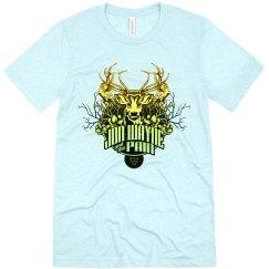 Deer Jon Tee White