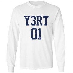 Y3RT White L/S