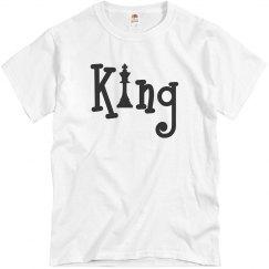 King Chess T-Shirt