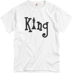 King Chess T-Shirt