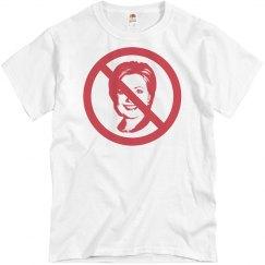Anti-Hillary Shirt