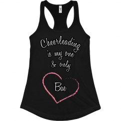 Cheerleading is my Bae