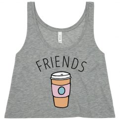 Best Friends Coffee And Donuts