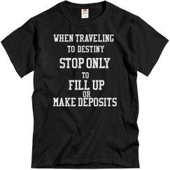 When Travel Black