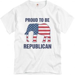 Proud To Be Republican