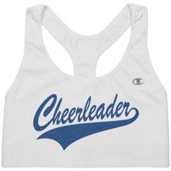 Cheerleader Sports Bra