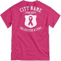 Police For Pink