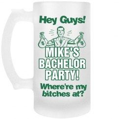 Mike's Bachelor Mug