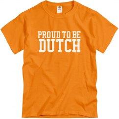Proud Dutch T-Shirt