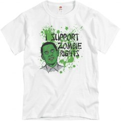 Zombie Rights T-Shirt