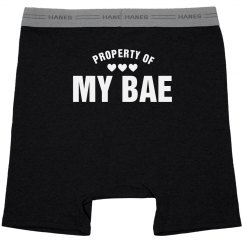 Property Of Bae Mens Underwear