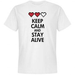 Keep Calm Gamer