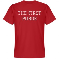 The First Purge Parody Tee
