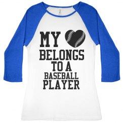 My Heart Belongs To A...