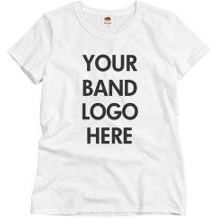 Simple Customizable Band Logo