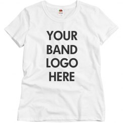 Simple Customizable Band Logo