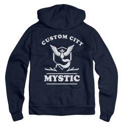 Mystic Trainer Custom Hoodie