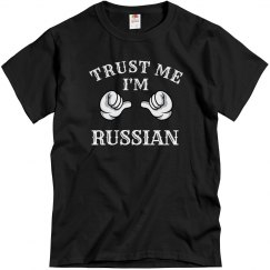Trust Me I'm Russian