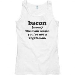 Bacon Definition Tank